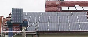 Photovoltaik Privathaushalt