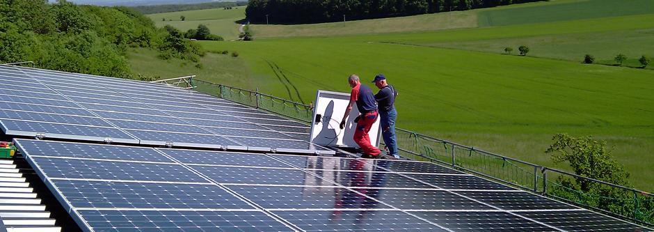 Photovoltaik | Installation