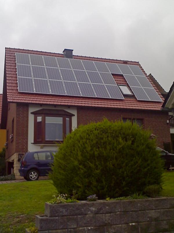Photovoltaikanlage Struth