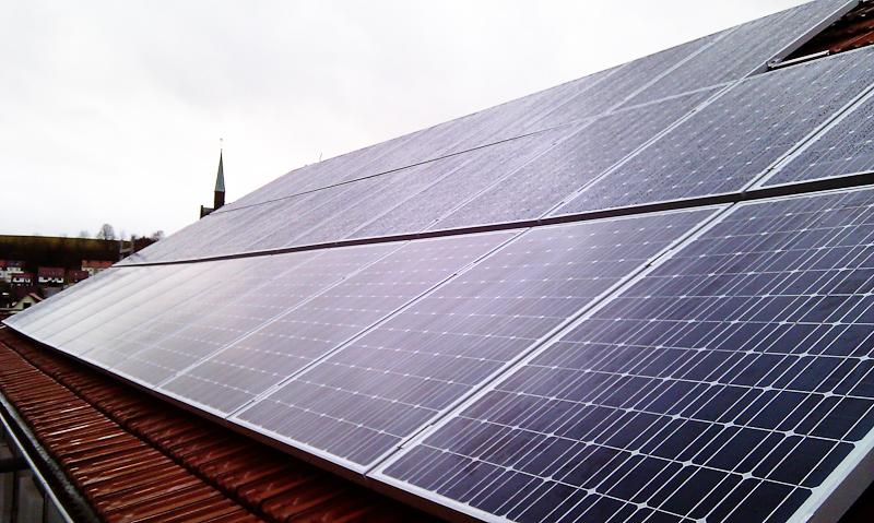 Photovoltaik Heyerode